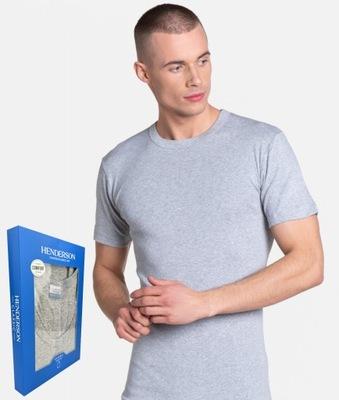 HENDERSON Podkoszulka Koszulka Męska BAWEŁNA L