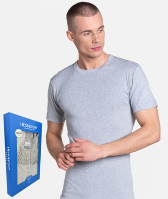 HENDERSON Podkoszulka Koszulka Męska BAWEŁNA XXL