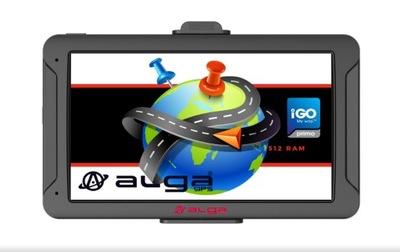 ALGA A7 PRO 512RAM НАВИГАЦИЯ GPS IGO TIR