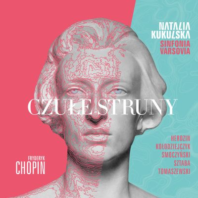 NATALIA KUKULSKA - CZUŁE STRUNY - nowy CD w folii