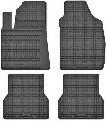 Dywaniki gumowe wycieraczki do FORD KA 2 II 08-16