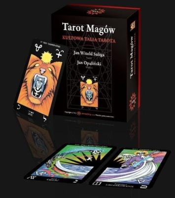Tarot Magów - najnowsze wydanie