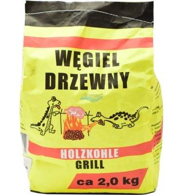 уголь instagram Holzkohle Гриль 2 кг