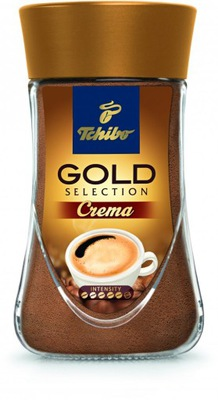 кофе rozpuszczal Tchibo Gold Selection Crema 180г