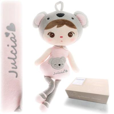 Lalka Miś Koala z Imieniem Pluszowa Przytulanka