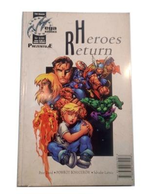 HEROES RETURN 3/99