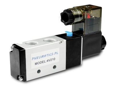 Электромагнитный клапан цилиндров 5 /2 4V210 1 /4 230 12V 24V