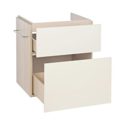 Szafka Smart biała Cersanit pod umywalkę 60 cm