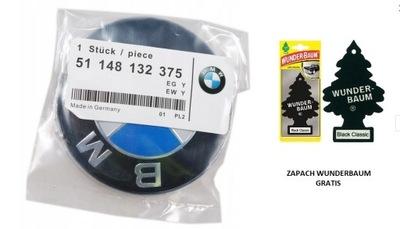 BMW X3 E46 E83 X5 E53 ЭМБЛЕМА НА КАПОТ ЛОГОТИП 82MM
