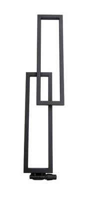 Grzejnik łazienkowy dekoracyjny AUREUS SLIM 123/30