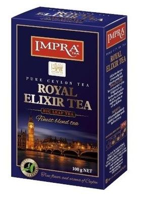 Вечеринка ROYAL Elixir ?????????? Цейлон 100г листовой