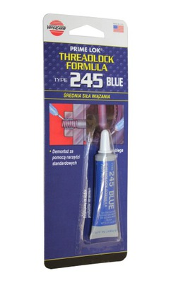 VersaChem USA Klej do gwintów Typ 245 BLUE Mocny