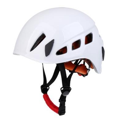 1 sztuka kask bezpieczeństwa - Biały