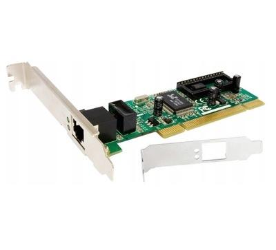 KARTA SIECIOWA PCI 1000MB GIGABIT LAN LOW PROFILE