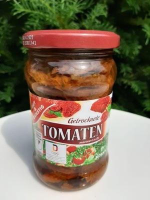 сушеные Помидоры в масле (продукт немецкий )