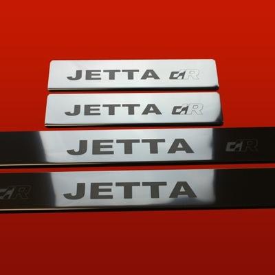 BRIDAS PARA UMBRALES LUSTRE VW JETTA MK6 (JETTA R)