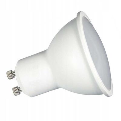 ŻARÓWKA LED SMD GU10 230V 5W = 35W NEUTRALNA 350Lm