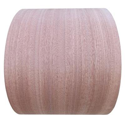 Fornir mahoń z klejem, szerokość 210 mm, cena 1mb