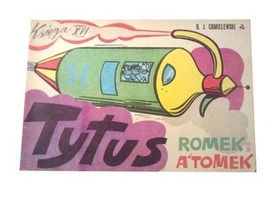 TYTUS księga XVI 1981 r. wyd. I