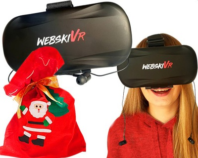 GOOGLE OKULARY VR 3D WIRTUALNE DO GIER NA PREZENT