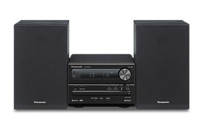 Panasonic PM250EG-K Mikro wieża Radio FM USB BT CD