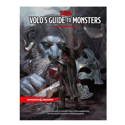 D&D 5.0 Volo's Guide to Monsters Edycja ang.
