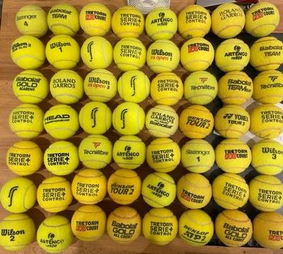 Piłki Tenisowe Piłka Tenisowa Używana super stan