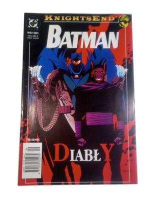BATMAN 9/97 - stan kolekcjonerski