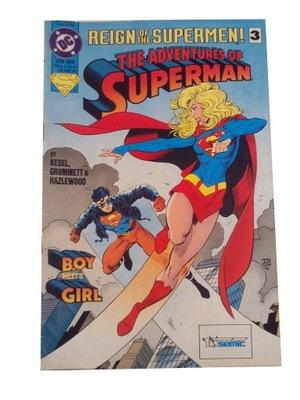 SUPERMAN 3/96