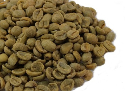 Kawa ZIELONA niepalona Brazylia 100g ziarnista