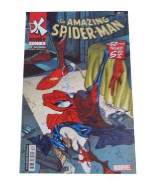 the AMAZING SPIDER-MAN DK 30/2004