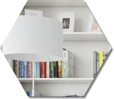 зеркало Декоративные Hexagon 16x18cm 1шт