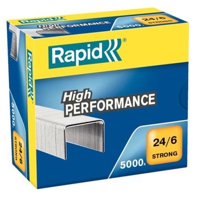 Zszywki Rapid Strong 24/6 5000szt