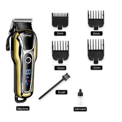 Maszynka do włosów, profesjonalny akumulatorowy