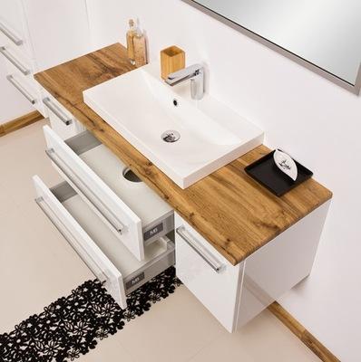 Шкаф ??? ванные комнаты с столешницей 120 см + умывальник