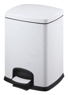 Kontajner odpadu bin 5L biela STELLA 20.20305-V