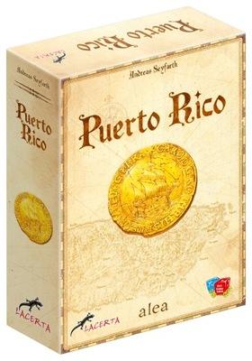 Puerto Rico (trzecia edycja) cztery 4 rozszerzenia
