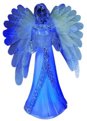 ангел LED ангел блестящий instagram 22 см