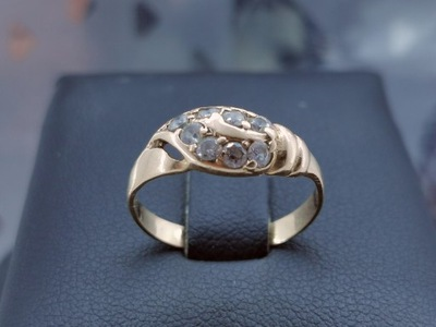 Pierścionek złoty p585 1,8g