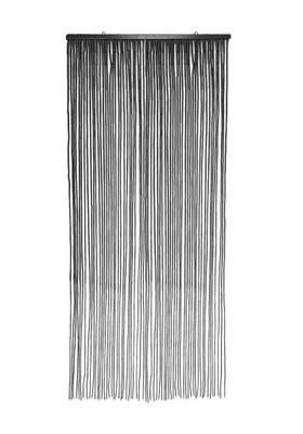 ШТОРА БАМБУКОВАЯ для двери черная 90x200cm