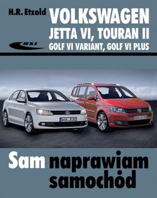 VW Jetta 6 Touran 2 Golf 6 VARIANT PLUS od09 VI II