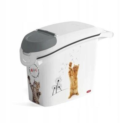 Curver 6 kg pojemnik do przechowywania karmy kot