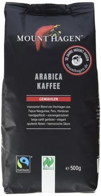 кофе молотая Арабика 100 % FAIR TRADE ??? 500? - ?