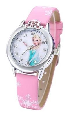 zegarek dziewczęcy FROZEN ELSA ANNA dla dzieci