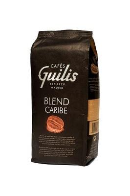 Kawa ziarnista Arabika BLEND CARIBE Cafeś Guilis