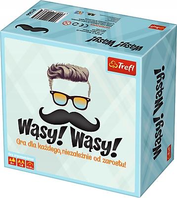 Trefl gra zręcznościowa Wąsy! wąsy!