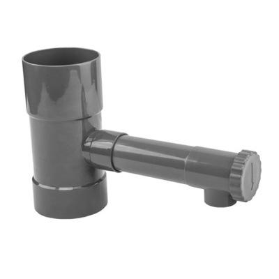 Сборщик grabber Воды дождей с клапаном 100мм