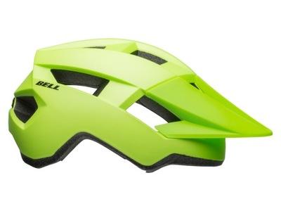 Kask rowerowy juniorski BELL Spark JR green