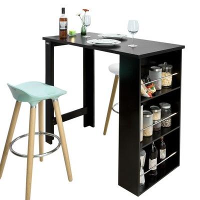 SoBuy барный Столик, прилавок кухонная FWT17-SCH