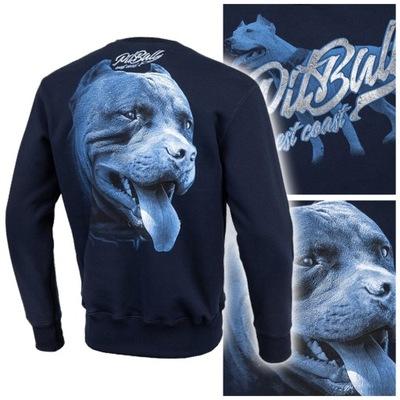 Bluza męska Pit Bull West Coast PitBull r.L